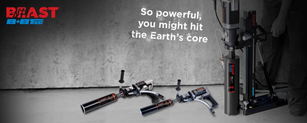 Core Drill & Rigs