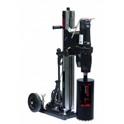 BCR 400/16 Professional Mast Mounted Core Drill Rig