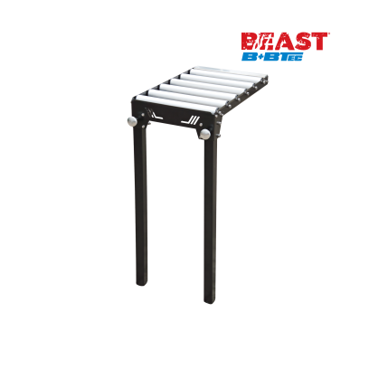 BEAST/B+BTec Side Table with Rollers