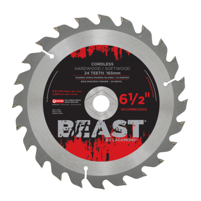 Beast Cordless Saw Blades
