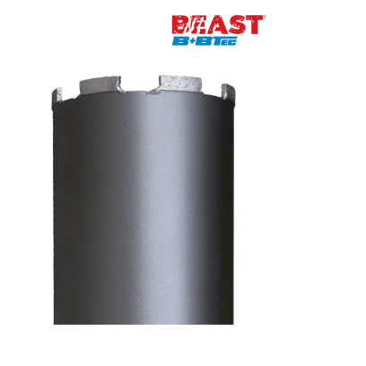 Beast / B+BTec HiSpeed Dry Diamond Core Bits