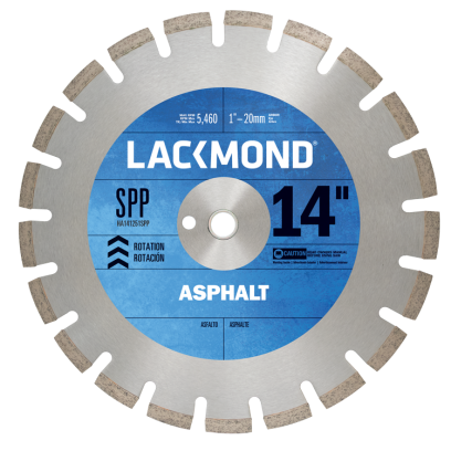 SPP Series Asphalt / Block Blade