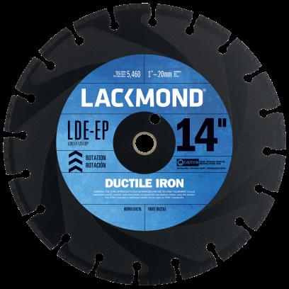 LDE-EP  Ductile Iron