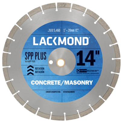 SPP PLUS Series Concrete / Masonry Blade