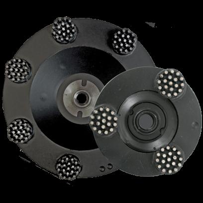 Spike Grinding Wheel